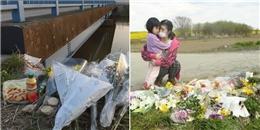 Hai tuần sau cái chết bé gái Việt, người Nhật vẫn đến đặt hoa cho em