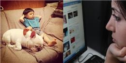 Từ 1/6/2017: cha mẹ Việt đăng hình con lên Facebook có thể bị hầu tòa