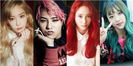 """yan.vn - tin sao, ngôi sao - Top 9 gam màu cứ nhuộm là """"nổi bần bật"""" giống hệt idol Kpop"""