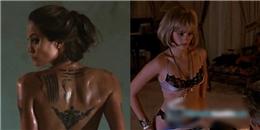 Những cảnh nóng lừng danh trong phim Hollywood sử dụng đóng thế