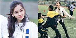 yan.vn - tin sao, ngôi sao - Angela Baby xinh đẹp rạng ngời, cực năng động khi vừa quay lại showbiz
