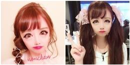 Diện kiến cô nàng có khuôn mặt với 'tỉ lệ vàng' của nhân vật anime