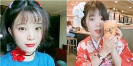 """yan.vn - tin sao, ngôi sao - Cư dân mạng """"chao đảo"""" vì bắt gặp nữ nhiếp ảnh gia giống IU như đúc"""