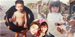 yan.vn - tin sao, ngôi sao - Hé lộ ảnh thuở bé đáng yêu hết cỡ của Khởi My - Kelvin Khánh