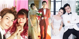yan.vn - tin sao, ngôi sao - Những đám hỏi, đám cưới gây bất ngờ của showbiz Việt