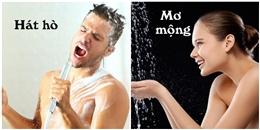 Thói quen tắm cũng tiết lộ bạn sẽ thành công hay không