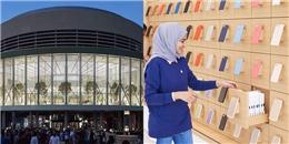 Khám phá cửa hàng Apple 'sang chảnh' bậc nhất thế giới tại Dubai