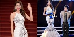 yan.vn - tin sao, ngôi sao - Hoa hậu Phạm Hương nhận giải