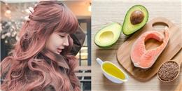 Muốn tóc nhanh dài, đừng bỏ qua 9 loại thực phẩm sau đây