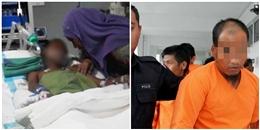 Học sinh bị nhân viên trường học đánh đến hoại tử và chết đau đớn