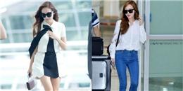"""yan.vn - tin sao, ngôi sao - Style đơn giản mà vẫn đẹp """"hết nấc"""" của nữ hoàng băng giá Jessica"""