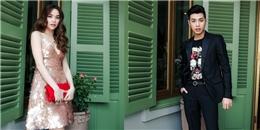 yan.vn - tin sao, ngôi sao - Hồ Ngọc Hà diện váy gợi cảm sánh vai Noo Phước Thịnh dự sự kiện