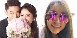 """yan.vn - tin sao, ngôi sao - 3 tháng sau sinh, Lâm Tâm Như lần đầu """"khoe"""" ảnh hẹn hò Hoắc Kiến Hoa"""