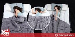 Tư thế ngủ sẽ tố cáo tất tần tật về con người thật của bạn