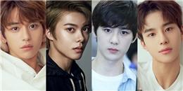 """4 """"hoàng tử"""" mới nhà SM chờ ngày đại náo Kpop"""