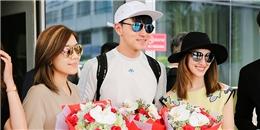 yan.vn - tin sao, ngôi sao - Huỳnh Hạo Nhiên được fan Việt chào đón nồng nhiệt tại sân bay