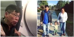 Người bị kéo lê khỏi máy bay hãng United Airlines là người gốc Việt