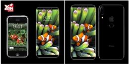 Đây là thiết kế chính thức và cuối cùng của iPhone 8?