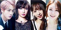 """yan.vn - tin sao, ngôi sao - Đẹp và tài năng nhưng các idol này vẫn """"suýt"""" bị """"lãng quên"""" tại Kpop"""