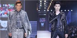 Noo Phước Thịnh cực điển trai, catwalk không kém người mẫu