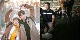 """yan.vn - tin sao, ngôi sao - Lee Sung Kyung """"ngầm"""" xác nhận đang hẹn hò Nam Joo Hyuk?"""