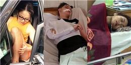 yan.vn - tin sao, ngôi sao - Sao Việt bị cướp dí dao, kéo lê trên đường, đạp té chấn thương sọ não