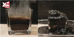 Đây là kết quả khi bạn trộn Coke với Axit dạ dày