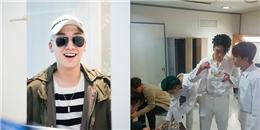 Seungri (Big Bang) bất ngờ tặng phở và gỏi cuốn Việt cho đàn em WINNER
