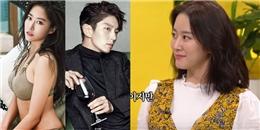 yan.vn - tin sao, ngôi sao - Jeon Hye Bin lần đầu chia sẻ về chuyện bí mật hẹn hò Lee Jun Ki