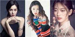 """yan.vn - tin sao, ngôi sao - Điểm danh 4 nữ thần đang """"thống trị"""" mọi tạp chí hàng đầu của K-biz"""