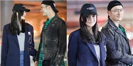 yan.vn - tin sao, ngôi sao - Angela Baby nắm tay chồng tình tứ tại sân bay giữa tin đồn