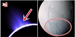 NASA tuyên bố sự sống có thể tồn tại trên mặt trăng của sao Thổ