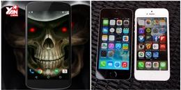 Tuyệt chiêu biến điện thoại Android có hình nền 3D giống như iPhone