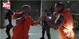 Trọn vẹn cảnh vượt ngục bị 'tuồn' ra ngoài của 'Fast & Furious 8'