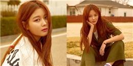 Kim Yoo Jung lần đầu tiết lộ về chuyện tình yêu ở tuổi 19