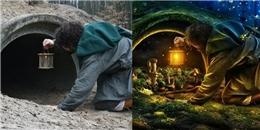 Rụng rời với loạt ảnh chứng tỏ 'nghệ thuật là ánh trăng lừa dối'