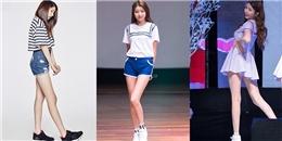 yan.vn - tin sao, ngôi sao - Sowon G-Friend được công nhận là sao nữ có đôi chân dài nhất Kpop
