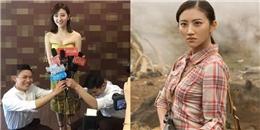 yan.vn - tin sao, ngôi sao - Người đẹp Kong 2 bị chê chảnh chọe vì để người khác quỳ phỏng vấn