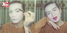 Nghe lời Bảo Bảo học make up cho da trắng hồng và chuẩn nét đẹp xưa