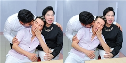 yan.vn - tin sao, ngôi sao - Hình ảnh thân thiết của Quang Lê và Đàm Vĩnh Hưng khiến fan ấm lòng