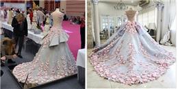 Vì sao người ta cấm chạm vào chiếc áo cưới tuyệt mĩ này?