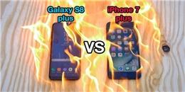 Đốt cháy 'thành than': S8 hay IP7 ra đi trước?