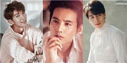 yan.vn - tin sao, ngôi sao - Vẻ đẹp nam tính và hút hồn của những tài tử đình đám xứ Hàn