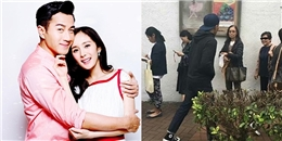 yan.vn - tin sao, ngôi sao - Hậu scandal ngoại tình, ông xã Dương Mịch lấy lại thiện cảm với fan