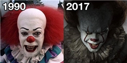 Ám ảnh hai phiên bản bộ phim kinh dị 'IT' ngày ấy và bây giờ