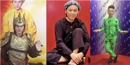 Giật mình trước 'nhan sắc' của loạt tượng sáp sao nam Việt