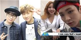 Những lần các tiền bối Kpop ra tay giúp đỡ các idol đàn em