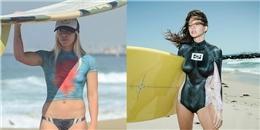 Những người mẫu khỏa thân diện bikini vẽ tay siêu gợi cảm