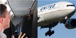 United Airlines lại tiếp tục 'dính phốt' sau khi bò cạp cắn hành khách