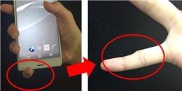 Đừng dại dột cầm smartphone kiểu này nếu không muốn bị dị tật